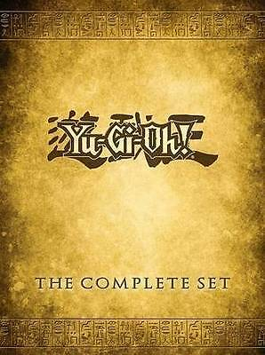 Yu-Gi-Oh: The Complete Series (DVD, 2014, 32-Disc Set)