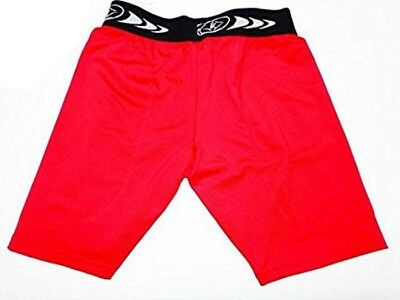 Easton Womens Sliding Shorts Size Small - Red - NEW