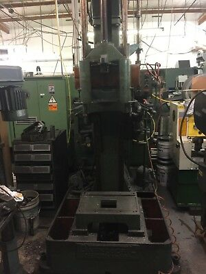 New Barnes Vertical Honing Machine model 307 Barnesdril