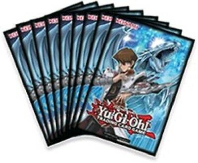 Konami YuGiOh Official Card Sleeves Kaiba majestic Collection 1 pack of 50 pcs