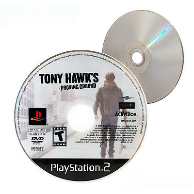 (Nearly New) Tony Hawk's Proving Ground SLUS-21616 PS2 Video Game- XclusiveDealz