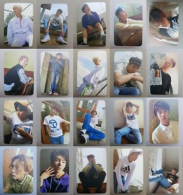 LOT of 20 PENTAGON Authentic Official PHOTOCARD POSITIVE 6th Album Full Set 펜타곤
