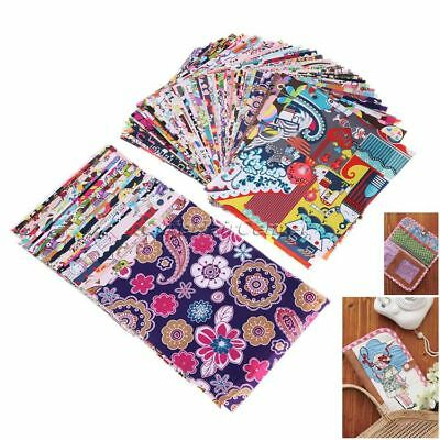 15pcs/50pcs 20*25cm Sewing Tissue Polyester Patchwork Quilting Fabric Waterproof