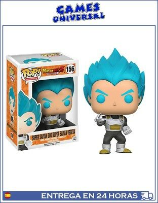 Pop Funko Dragon Ball Z Super Saiyan God Super Saiyan Vegeta 10 cm