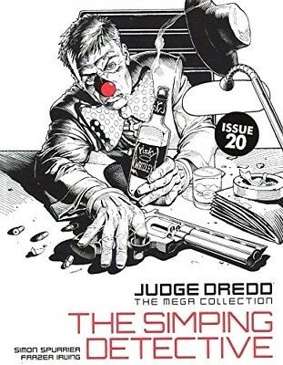 Simping Detective - Judge Dredd Mega Collection issue 20 Graphic Novel - NEW