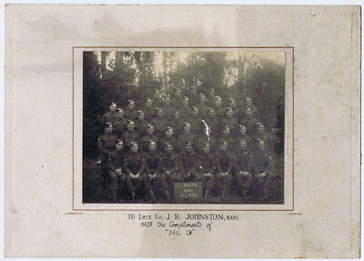 British Army ROAC Soldiers - Vintage Photograph c1930s by Abernethy of Belfast
