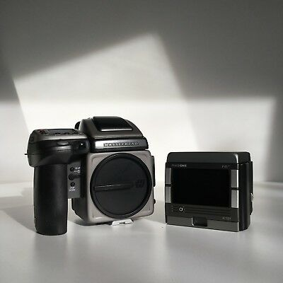 Phase One P65+ Digital Back Hasselblad System with 80mm Lens