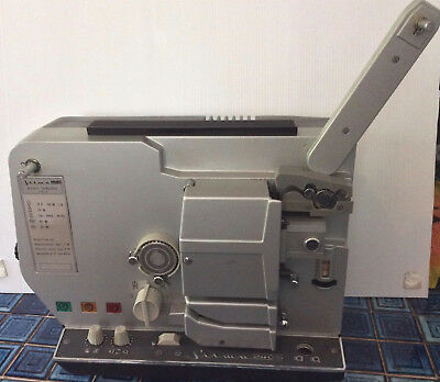 Super 8 SILWA 240S MOVIE PROJECTOR for parts repair movie projection 8mm film
