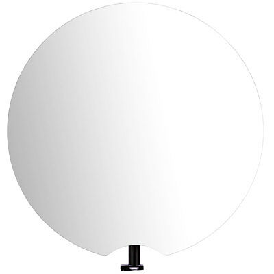 Prismatic Full Mirror for the Halo Ring Light - Great for Makeup Artists