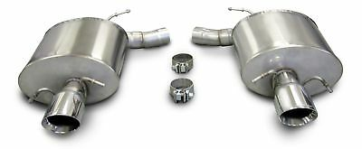 Corsa Performance 14941 Sport Axle Back System Exhaust System Kit