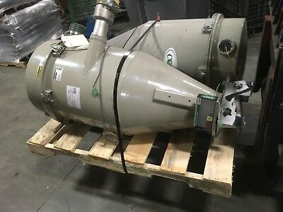 Conair Hopper Loader, FL20, 24vdc, Receiver for surge bin, terminal box