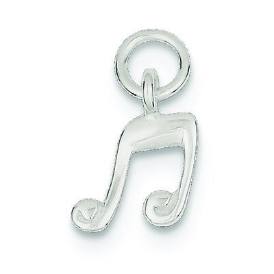 .925 Sterling Silver Charm Pendant Msrp $28 Precious Metal Without Stones