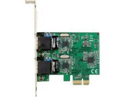 Startech - Dual Port Gigabit PCI Express Network Card