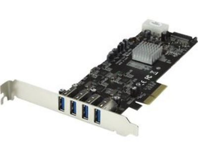 Startech USB3.0 PCIe Card Adapter w/ 5GBPs Channels