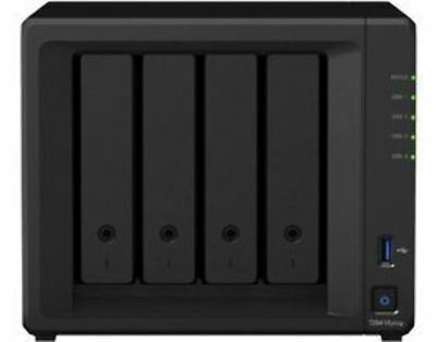 Synology DiskStation DS418PLAY 4-Bay Diskless NAS