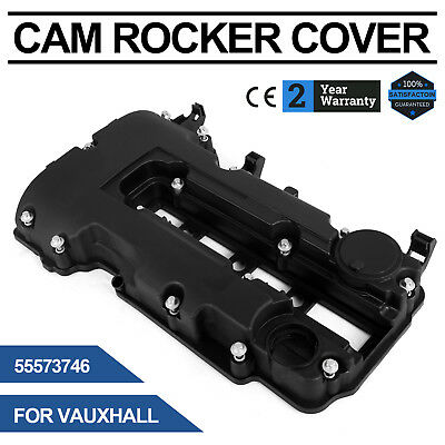 Pop Camshaft Engine Valve Cover w/ Bolts & Seal For Chevy Cruze Sonic 1.4L Cheap