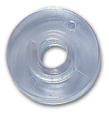 Hemline H120.16 | Plastic Bobbin | 8.8mm | 3pk | Husqvarna/Viking Before 1990