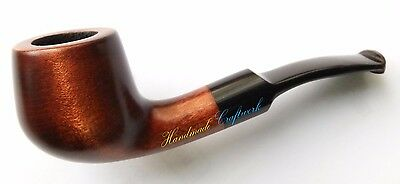 K.A.F. Tobacco Smoking Pipe/Pipes. HAND CRAFTED Tobacco Smoking Pipe *POT* #217