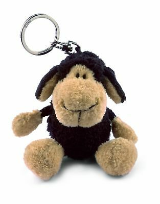 NICI Black Sheep Bean Bag Keyring