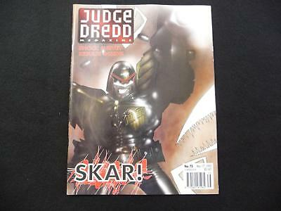 Judge Dredd Megazine vol 2  issue 75 comic (LOT#3169)