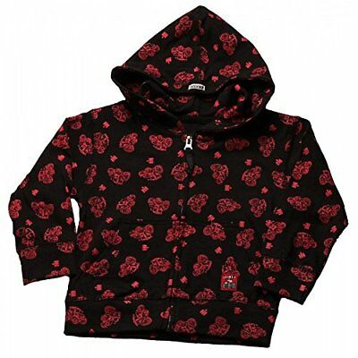 Case IH Zip Front Hooded Sweatshirt With All Over Tractor Print,Toddler & Infant