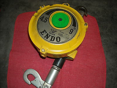 EW-9, Endo Tool Balancer, 10-20lb (4.5-9kg) Capacity, Completely Reconditioned,