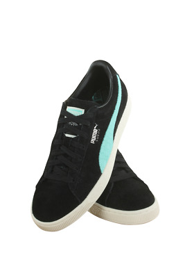 Women Puma Suede Diamond 365650-01 Puma Black/diamond B