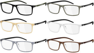 Adidas Optical Lite Fit Eyeglasses Frames A692 - Made In Austria