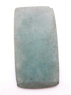 Large Ancient Bronze Early Celtic Axe