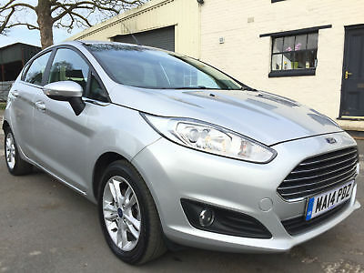 2017 ford fiesta zetec 1 0 ecoboost turbo 5 door 13000 miles 8 picclick uk. Black Bedroom Furniture Sets. Home Design Ideas