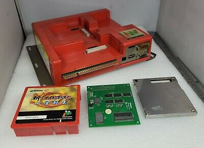 Knights of Valour The Seven Spirits With Atomiswave Mother Board Arcade Game