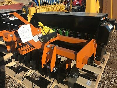 "New Woods Hunting Edition Precision Super Seeder PSS60 60"" Seeder"