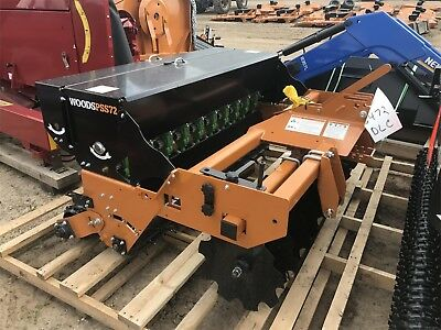 "New Woods Hunting Edition Precision Super Seeder PSS72 72"" Seeder"