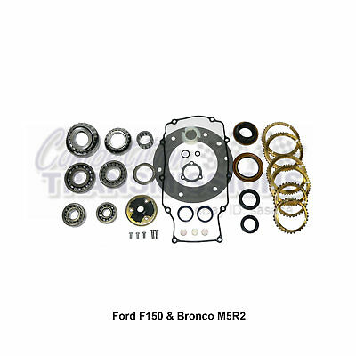 how to rebuild a ford manual 5 speed transmission