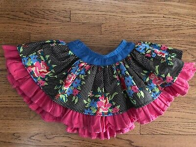 Persnickety Toddler Girl Clothes Skirt Size 2
