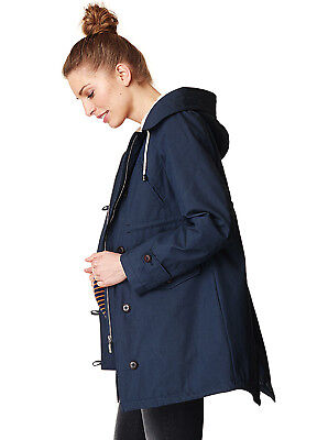 NEW - Esprit - Hooded Winter Maternity Pregnancy Parka