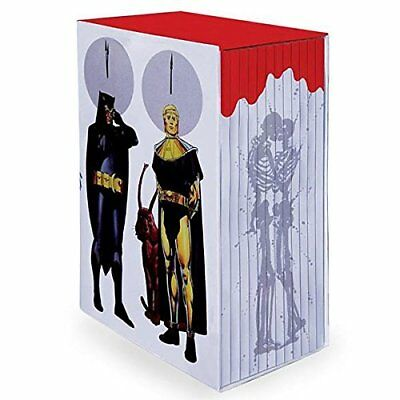 Watchmen: Collector's Edition Slipcase Set by Alan Moore Hardcover DC Comics New