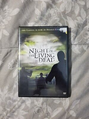 Night Of The Living Dead In Color Dvd Scratch Free Mint Horror
