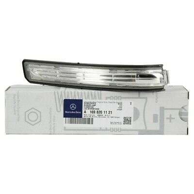 ORIGINAL Mercedes Blinkleuchte Außenspiegel LED W169 W245 links 1698201121