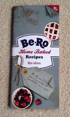 NEW Be-Ro Home Baked Recipe Book 41st Edition.