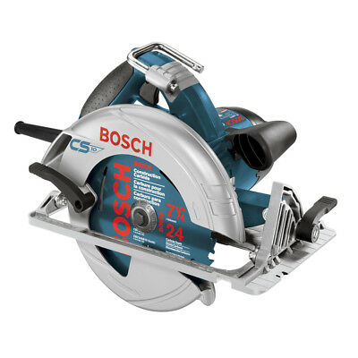 Bosch 15 Amp Corded 7-1/4 in. Worm Drive Circular Saw with Carbide Blade NEW