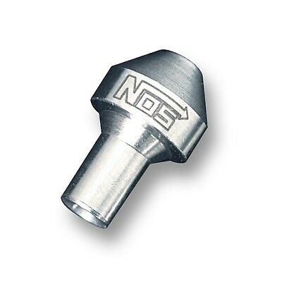 NOS 13760-16NOS Precision SS Stainless Steel Nitrous Flare Jet