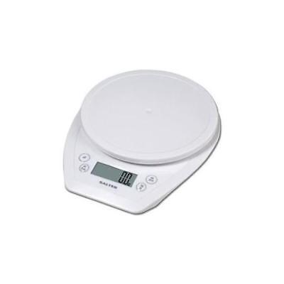 NEW Taylor 1020WH Aquatronic Electronic Kitchen Scale Digital Food White