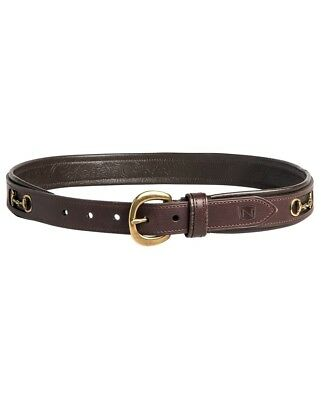 (Small, Havana Havana) - Noble Outfitters On the Bit Belt. Free Delivery