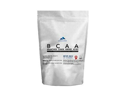 Bcaa Branched Chain Amino Acids 2-1-1 100% Pure Pharmaceutical Quality Powder