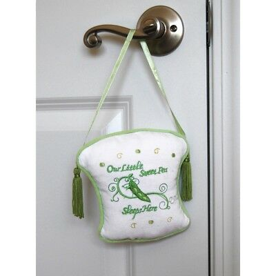 Sweet Pea Door Hanger