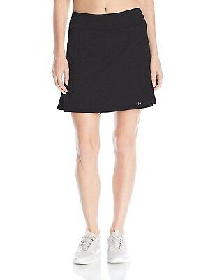 (X-Small, Black) - Skirt Sports – Women's Jaguar Skirt with Built-in Shorts,