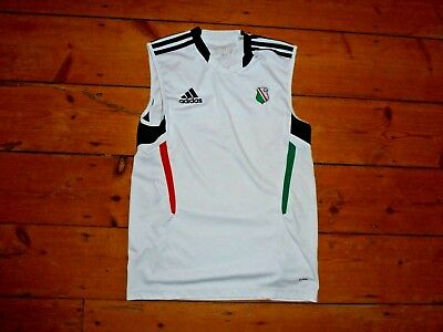 Legia Warszawa (Warsaw) Basketball Shirt 2012/13, Poland League: Men's Small