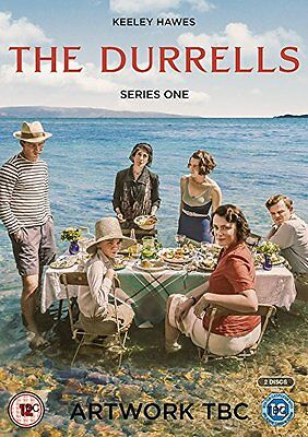 The Durrells - Series/Season 1 - Brand New DVD Keeley Hawes  5014138609191