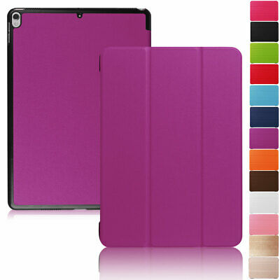 For Apple iPad 9.7 2018 6th Gen A1893 Smart Leather Shockproof Rugged Case Cover